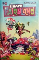 I Hate Fairyland (2015-2018) #1 Variant A