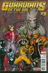 Guardians of the Galaxy (2015-2017) #1 Variant A