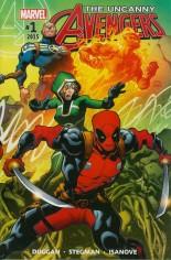 Uncanny Avengers (2015-Present) #1 Variant A