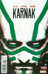 Karnak (2015-2017) #1 Variant A