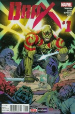 Drax (2016-Present) #1 Variant A