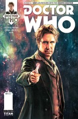 Doctor Who: 8th Doctor #1 Variant A