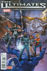 Ultimates (2016) #1 Variant A