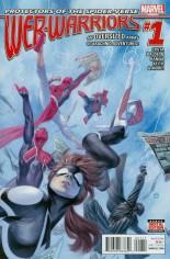 Web Warriors (2016-Present) #1 Variant A