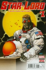Star-Lord (2016) #1 Variant A