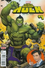 Totally Awesome Hulk #1 Variant A
