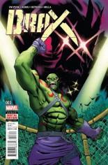 Drax (2016-Present) #3 Variant A