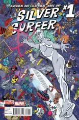 Silver Surfer (2016-Present) #1 Variant A
