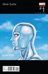 Silver Surfer (2016-Present) #1 Variant B: Marvel Hip-Hop Variant Cover