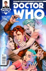 Doctor Who: 8th Doctor #3 Variant A