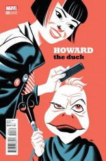Howard the Duck (2015-Present) #4 Variant B: Incentive Variant Cover