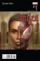 Spider-Man (2016-2017) #1 Variant B: Marvel Hip-Hop Cover