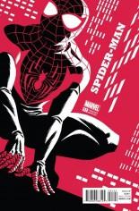 Spider-Man (2016-2017) #1 Variant D: Incentive Variant Cover