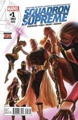 Squadron Supreme (2016-Present) #1 Variant E: 2nd Printing