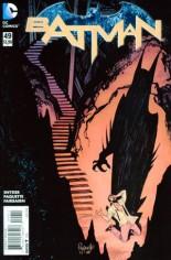 Batman (2011-2016) #49 Variant B
