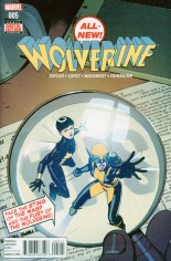All-New Wolverine (2016-Present) #5 Variant A