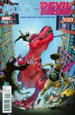 Moon Girl And Devil Dinosaur (2016-Present) #2 Variant C