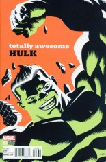 Totally Awesome Hulk #3 Variant B: Incentive Variant Cover