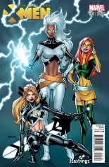 Extraordinary X-Men #1 Variant F: Hastings Variant Cover