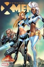Extraordinary X-Men #1 Variant G: Interlocking Variant Cover