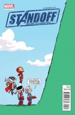Avengers: Standoff - Welcome To Pleasant Hill #1 Variant C: Baby Cover