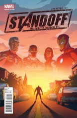 Avengers: Standoff - Welcome To Pleasant Hill #1 Variant D: Incentive Variant Cover