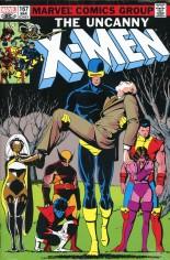 Uncanny X-Men Omnibus (2006-Present) #HC Vol 3 Variant B: Direct Market Edition