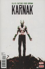 Karnak (2015-2017) #2 Variant A
