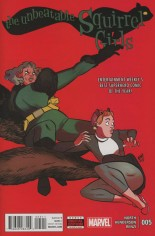 Unbeatable Squirrel Girl (2015-Present) #5 Variant A