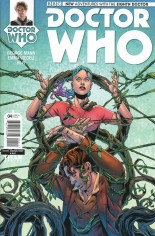 Doctor Who: 8th Doctor #4 Variant A