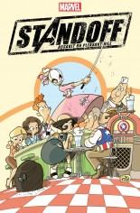 Avengers: Standoff - Assault On Pleasant Hill - Alpha #1 Variant C: Variant Party Color Cover