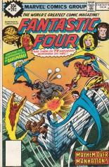 Fantastic Four (1961-1996) #202 Variant B: Whitman Variant