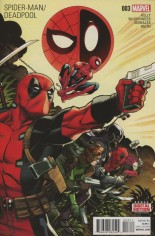 Spider-Man/Deadpool (2016-Present) #3 Variant A