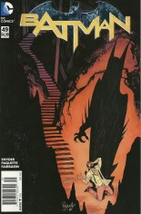 Batman (2011-2016) #49 Variant A: Newsstand Edition