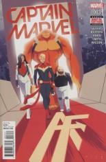 Captain Marvel (2016-2017) #3 Variant A