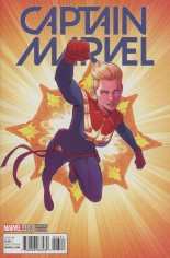 Captain Marvel (2016-2017) #3 Variant C: Incentive Variant Cover