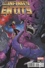 Infinity Entity #2 Variant B