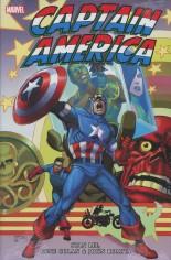 Captain America Omnibus (2011-Present) #HC Vol 2 Variant A: Book Market Cover
