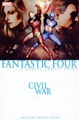 Civil War: Fantastic Four #TP Variant B