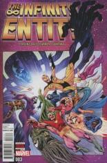 Infinity Entity #3 Variant A