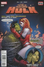 Totally Awesome Hulk #4 Variant A