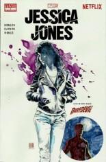 Jessica Jones: Alias #TP Vol 1 Variant B: Netflix Edition