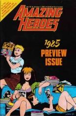 Amazing Heroes (1981-1992) #62