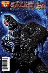 Battlestar Galactica: Cylon Apocalypse #1 Variant A