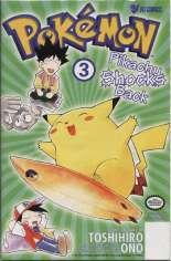 Pokemon Part 2: Pikachu Shocks Back (1999) #3 Variant A