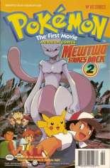 Pokemon the First Movie: Mewtwo Strikes Back (1998) #2