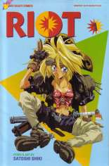 Riot Act 1 (1995) #1
