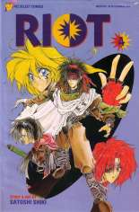 Riot Act 1 (1995) #4