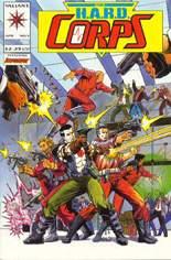 H.A.R.D. Corps (1992-1995) #5 Variant A
