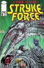 Codename: Stryke Force (1994-1995) #6